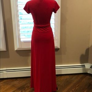 Michael Kors Dresses - Micheal Kors red long dress